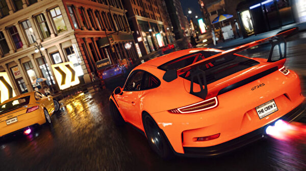 Aral The Crew 2 Deluxe Edt Ps4 Oyun
