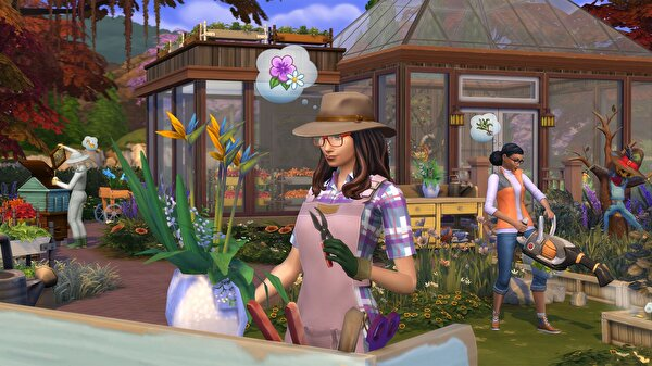 Aral The Sims 4 Seasons Pc Oyun