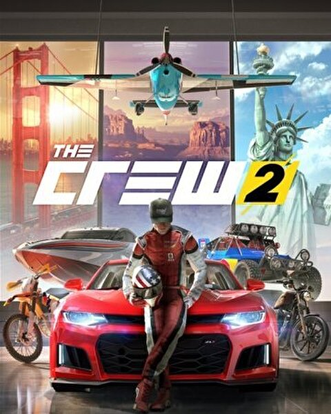 Aral The Crew 2 Ps4 Oyun