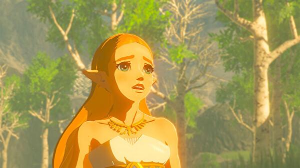 Nintendo The Legend of Zelda: Breath of the Wild Switch Oyun