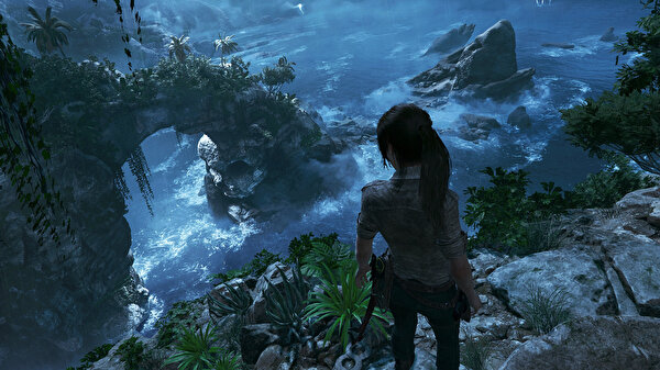 Aral Shadow Of The Tomb Raider Ps4 Oyun