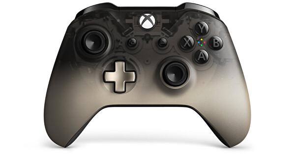 Xbox One Kablosuz Oyun Kumandası-Phantom Black Special Edition