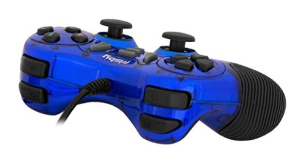 Frisby FGP-225U Usb Pc Uyumlu Direct-X Uyumlu Titreşimli Mavi Gamepad