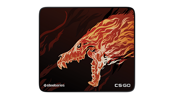 Steelseries Qck+ Limited Cs:Go Howl Ed.Mousepad