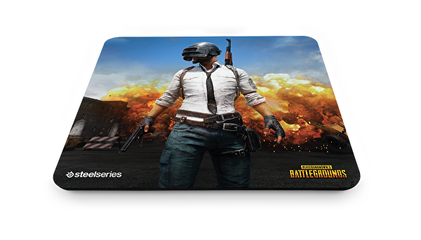 STEELSERİES QCK+ PUBG ERANGEL EDİTİON MOOUSEPAD ( OUTLET )