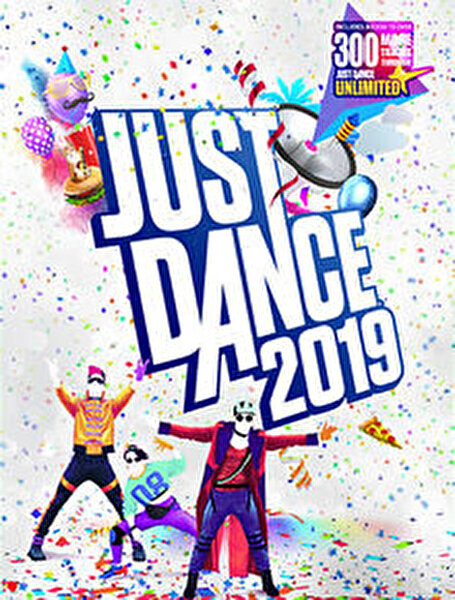 Aral Just Dance 2019 Ps4 Oyun