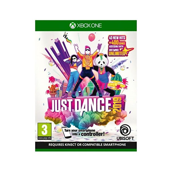 Aral Just Dance 2019 Xbox One Oyun