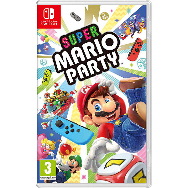 Nintendo Super Mario Party Switch Oyun