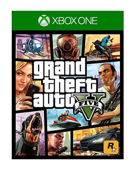 Take2 GTA 5 Xbox One Oyun