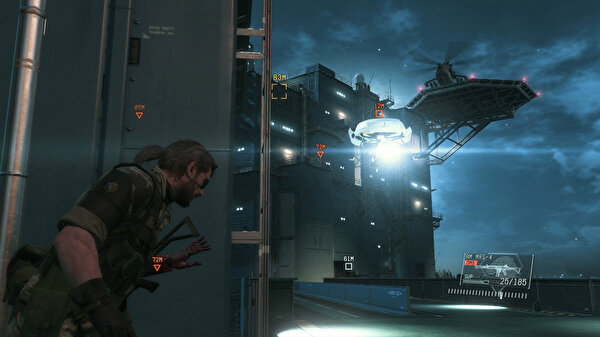 Aral Metal Gear Solid V Definitive Ps4 Oyun