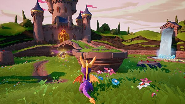 Aral Spyro Reignited Trilogy Ps4 Oyun