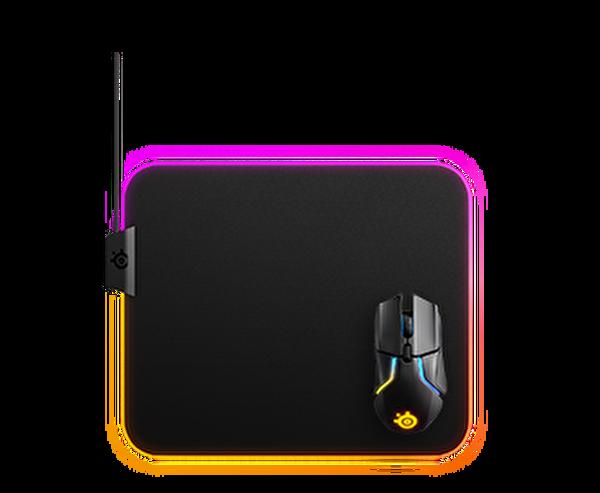 SteelSeries Qck Prism Cloth Medium Gaming Mousepad