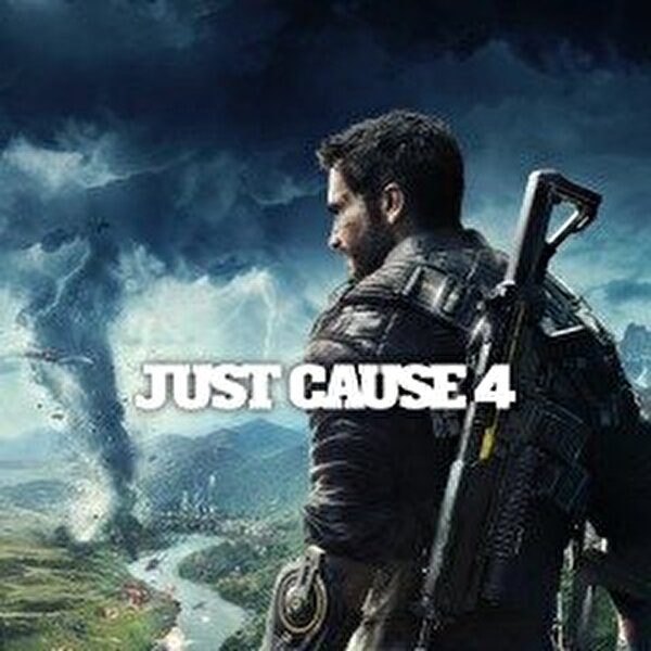 Sony Just Cause 4 Ps4 Oyun