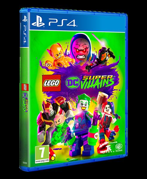 Lego DC Super Villians PS4 Oyun