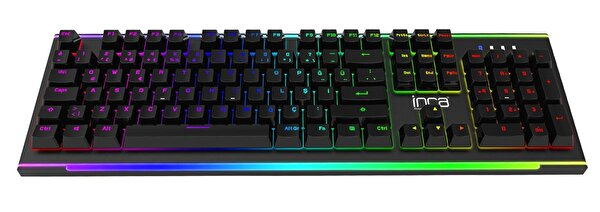Inca IKG-451 Empouse II Kahverengi Switch Full RGB Mekanik Klavye