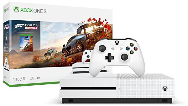Xbox One S 1 TB Konsol + Forza Horizon 4