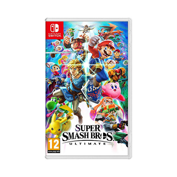 Nintendo Super Smash Bros Ultimate Switch Oyun