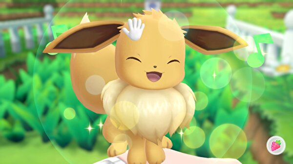 Nintendo Pokemon Let'S Go : Eevee + Pokeball Bundle Switch Oyun