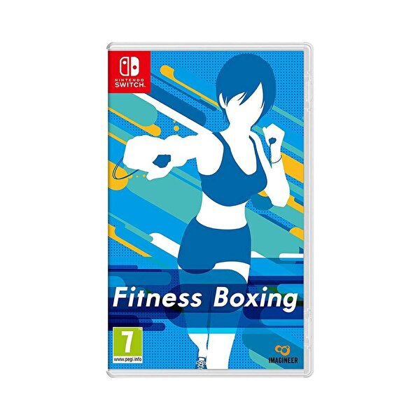 Nintendo Fitness Boxing Switch Oyun