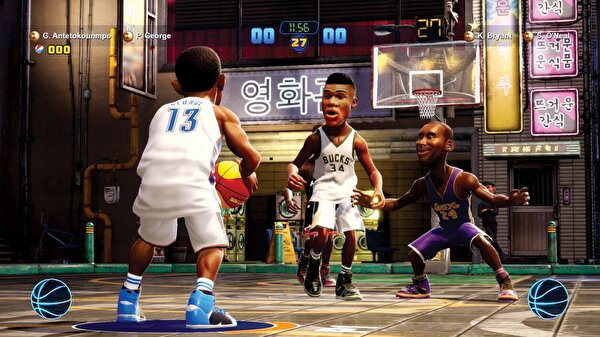 Take2 NBA 2K Playgrounds 2 Xbox Oyun