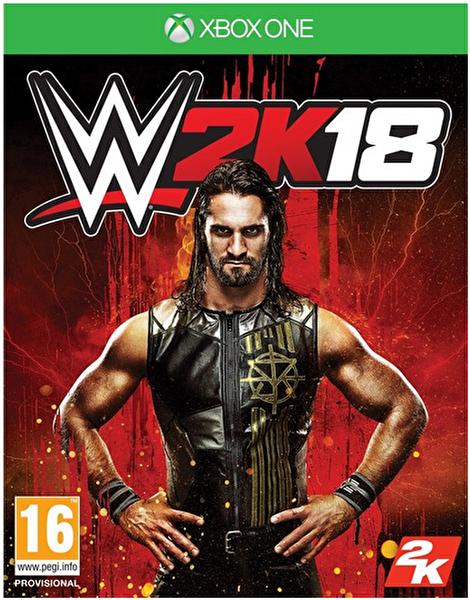 WWE 2K18 Standard Edition Xbox One oyun
