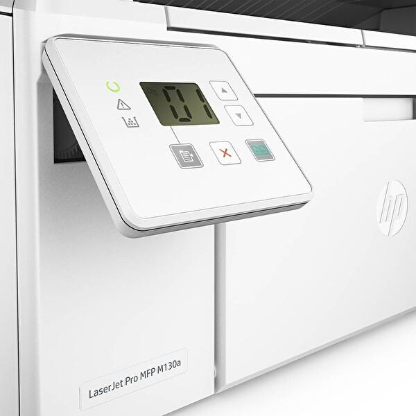 HP M130A Lazerjet Pro Fotokopi + Tarayıcı + Yazıcı
