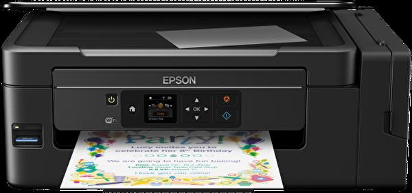 EPSON ECOTANK L3070 TANKLI MULTIFUNCTION WiFi DIRECT YAZICI ( OUTLET )