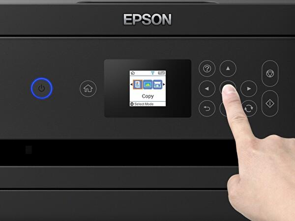 Epson Ecotank L4160 Tanklı Fotokopi Tarayıcı Ve Wifi Yazıcı