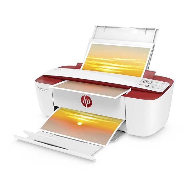 HP 3788 Mini Deskjet Advantage Fotokopi + Tarayıcı + Wifi Yazıcı