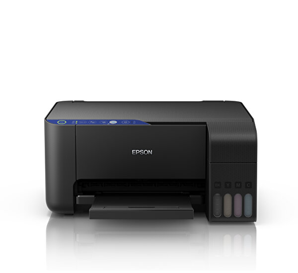Epson EcoTank L3151 Fotokopi + Tarayıcı + Wi-Fi Direct Tanklı Yazıcı