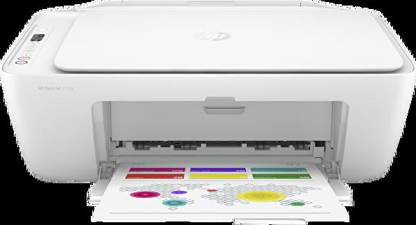 HP 3XV18B DeskJet 2720 Wi-Fi Mürekkep Püskürtmeli Çok Fonksiyonlu Yazıcı