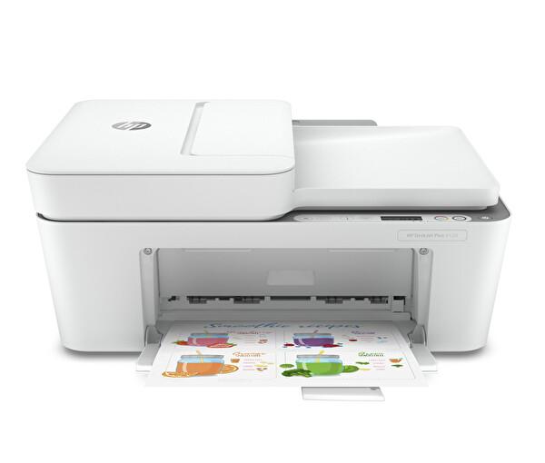 HP 3XV14B 4120 Deskjet Plus Aio Wi-Fi Renkli Multifunction Mürekkepli Yazıcı
