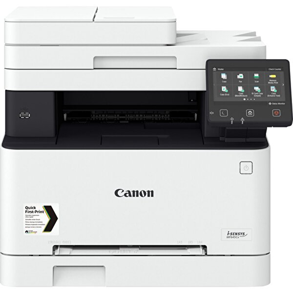 Canon MF645CX Wi-Fi + Tarayıcı + Fotokopi + Faks Renkli Çok Fonksiyonlu Lazer Yazıcı