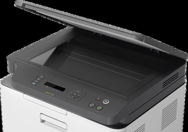 HP Color Laser MFP 178nw Fotokopi + Tarayıcı + Ethernet + Wifi + Çok Fonksiyonlu Renkli Lazer Yazıcı 4ZB96A