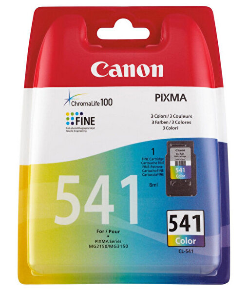 Canon CL-541 Renkli Kartuş