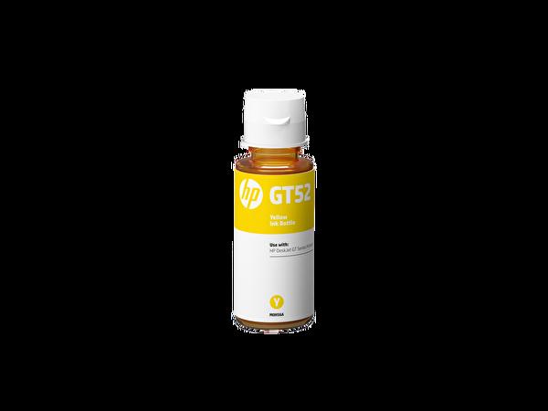 HP Gt52 Sarı Şişe Mürekkep Kartuşu(M0H56Ae)