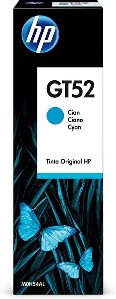 HP Gt52 Cyan Şişe Mürekkep Kartuşu(M0H54Ae)