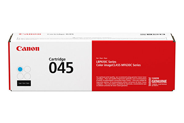 Canon 1241C002 CRG-045 C Mavi Toner