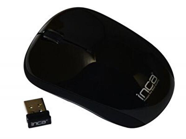 Inca Iwm-111Rms Kablosuz Mouse (Siyah)