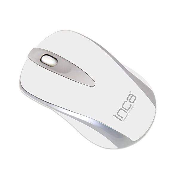 Inca Iwm-221Rsb Kablosuz Nano Mouse (Beyaz)