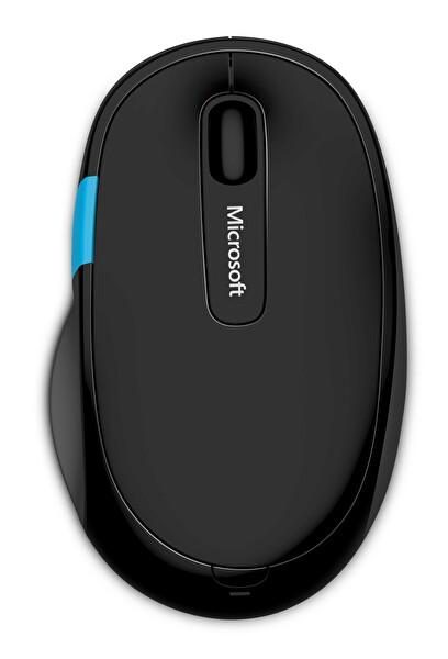 Microsoft Sculpt Comfort Kablosuz Mouse (Siyah)