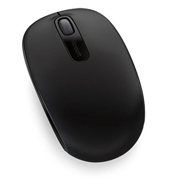 Microsoft U7Z-00003 1850 Kablosuz Mouse (Siyah)