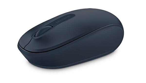Microsoft Mobile 1850 Kablosuz Mouse (Mavi)