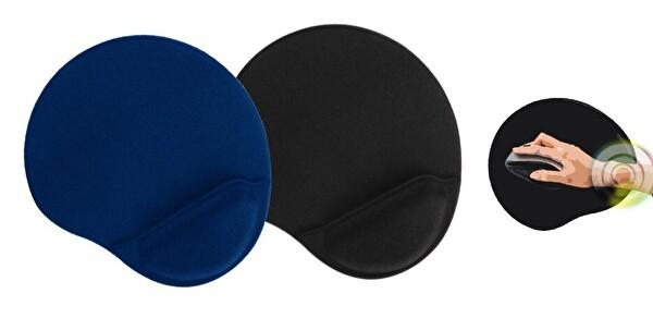 Inca Imsp-008M Bilek Yastıklı Mavi Mousepad
