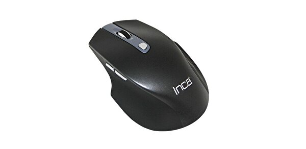 Inca Iwm-515 Nano Lazer Kablosuz Mouse (Siyah)