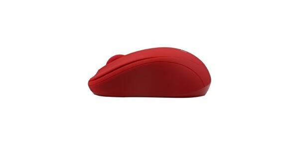 Inca IWM-331RK Silent Wireless Mouse Kırmızı (Sessiz Mouse)