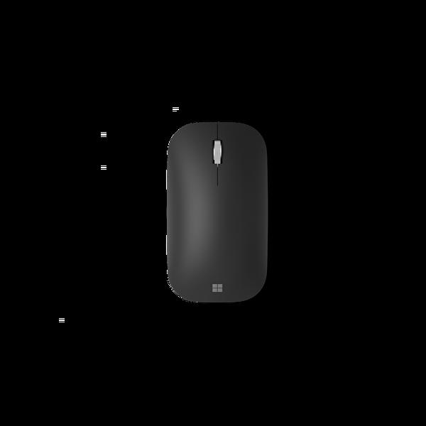 Microsoft Modern Mobile Mouse Bluetooth Siyah KTF-00015