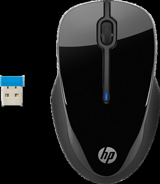 HP 250 Kablosuz Mouse - Siyah