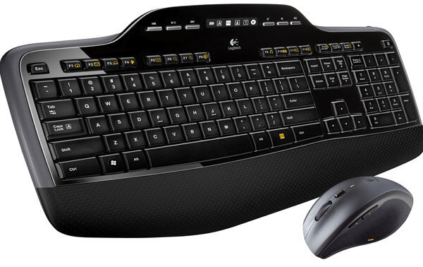 Logitech Mk710 Kablosuz Klavye Mouse Set (920-002439)