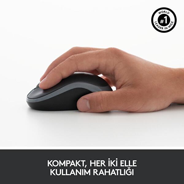 Logitech Mk270 Kablosuz Tr Klavye Mouse Set (920-004525)